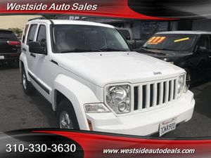 2012 Jeep Liberty for Sale in Inglewood, CA