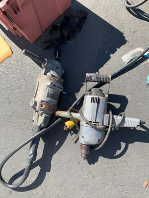 Heavy duty black and decker drills for Sale in Oakland, CA
