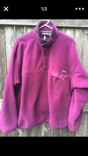 Patagonia Fleece for Sale in Park Ridge, IL