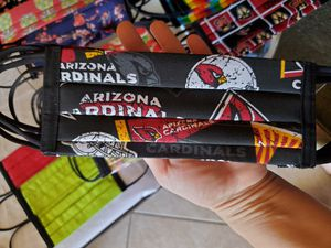Arizona cardinals and Coyotes masks for Sale in Mesa, AZ