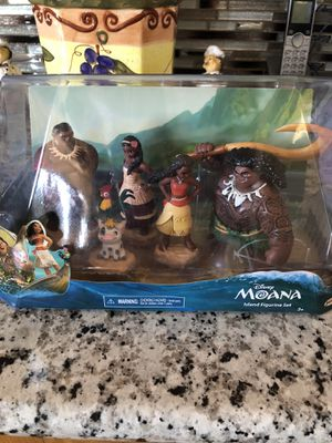 Moana cake topper for Sale in Las Vegas, NV