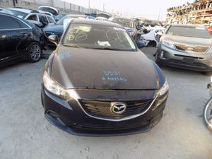 2016 Mazda 6 Touring 2.5l (Parting Out) STOCK # 5531 for Sale in Fontana, CA