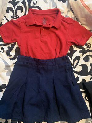 Free girl uniforms 5/6 for Sale in Baldwin Park, CA