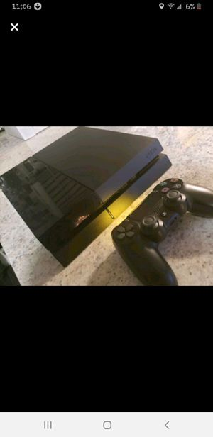 PS4 & Controller for Sale in Tiverton, RI