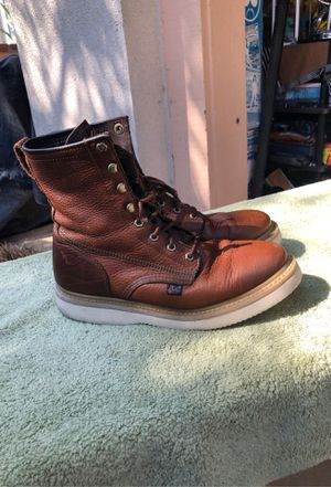 Justin original work boots size men's 10M for Sale in Corona, CA