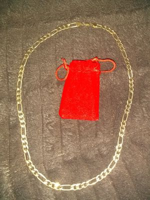 18k ((GOLD PLATED)) Chain $10 FIRM for Sale in Sacramento, CA