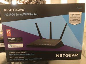 Netgear AC1900 smart WiFi router for Sale in Las Vegas, NV