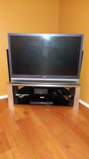 "Sony tv 50"", and DVD Panasonic system for Sale in Tempe, AZ"