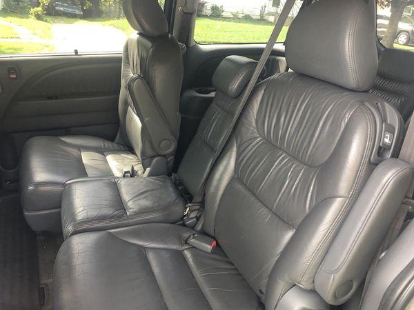 2007 Honda Odyssey EX-L , 114k miles