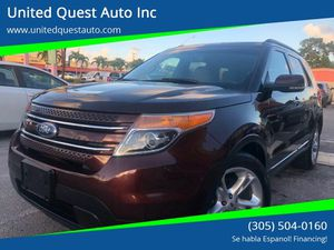 2012 Ford Explorer for Sale in Hialeah, FL