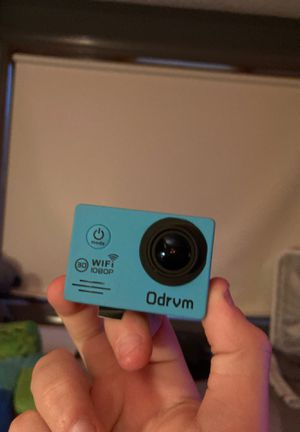 Odvrm GoPro camera for Sale in Delaware, OH