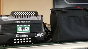 Hohner panther accordion for Sale in Pasadena, TX