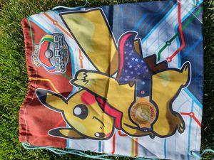 World champion Pokemon bag for Sale in Salt Lake City, UT