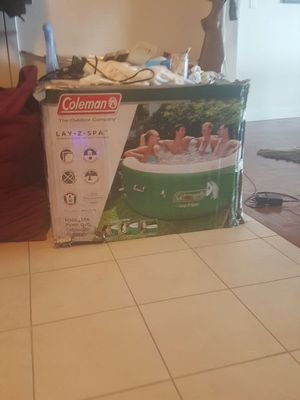 Coleman LAY-Z-SPA for Sale in Boston, MA
