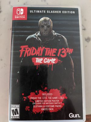 Friday The 13th for Sale in Bellflower, CA