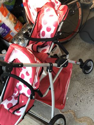 Doll stroller hardly used for Sale in Chula Vista, CA