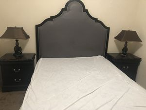 Whole bedroom set with mattress for Sale in Bakersfield, CA