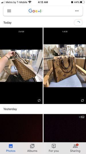 Fashion tote for Sale in Newark, CA