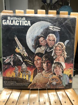 Vintage Battle star Galáctica Vinyl for Sale in Tallahassee, FL