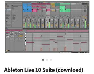 Ableton live 10 suite for Mac for Sale in Bristol, CT