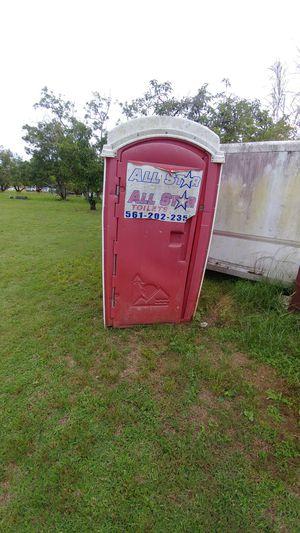 Portable dresser or shower for Sale in Homestead, FL