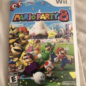 Mario Party 8 For Nintendo Wii for Sale in Pompano Beach, FL