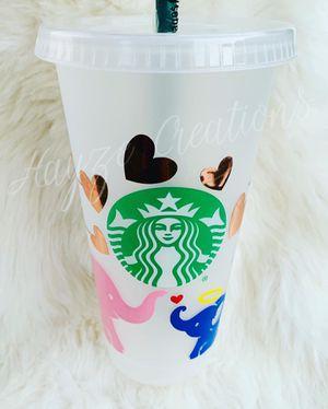 Custom Starbucks Cup for Sale in Lake Elsinore, CA