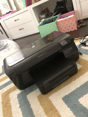 HP Officejet Pro 8100 Color Printer for Sale in Houston, TX