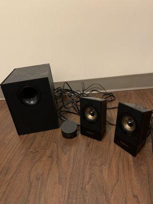 Logitech speakers for Sale in Lubbock, TX