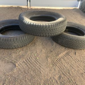 3 Used 15 Inch Tires for Sale in Hesperia, CA