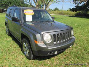 2012 JEEP Patriot Sport 4X4 Clean Title for Sale in Miami, FL