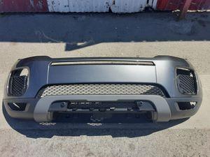Range Rover Evoque front bumper 2015-2018 for Sale in Wilmington, CA