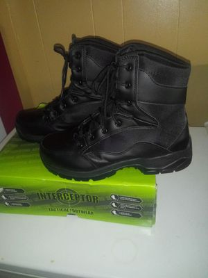 Steel toe boots for Sale in Columbus, OH