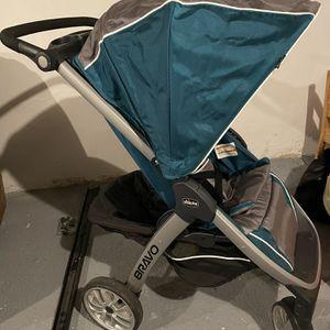 Chicco Bravo Quick Fold Stroller for Sale in Conshohocken, PA
