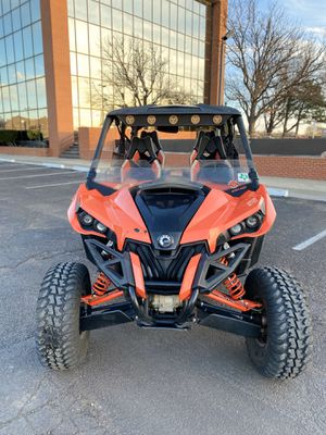 Can am maverick max 1000rxs for Sale in Amarillo, TX