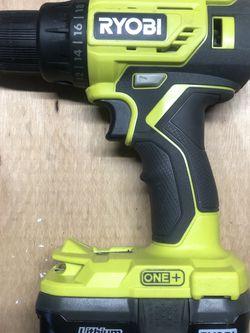 Ryobi 18v Drill for Sale in Seffner,  FL