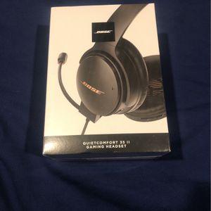 Bose Quietcomfort 35 II Gaming Headset for Sale in Encinitas, CA