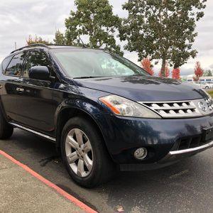 2006 Nissan Murano for Sale in Tacoma, WA