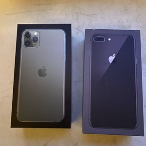 iPhone 11 Pro Max And 8 Plus for Sale in Gaston, SC