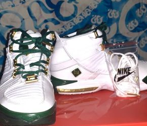Saint Vincent St. Mary's LeBron James Shoes for Sale in Lewis Center,  OH