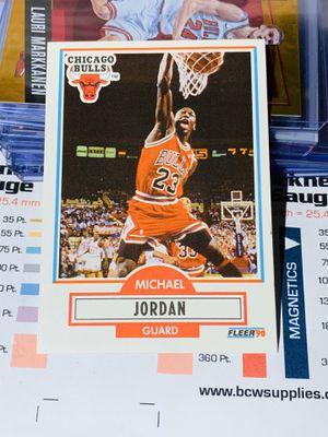 1990 Fleer Michael Jordan Card No. 26 for Sale in San Diego, CA