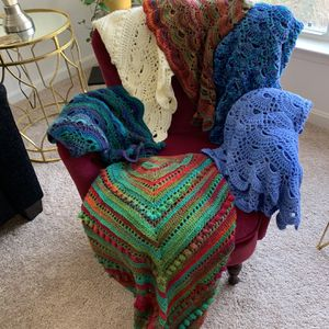 Hand Crocheted Items $10 - $75 for Sale in Germantown, MD