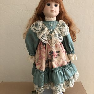 "Porcelain Doll 18"" for Sale in Surprise, AZ"