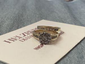 14k yellow gold bridal set. OBO for Sale in Woodbridge, VA