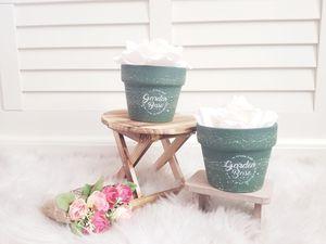 2 terracotta pots for Sale in Garden Grove, CA
