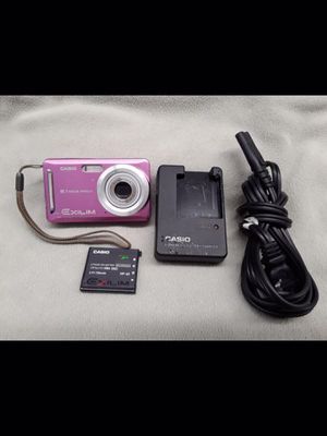 PINK DIGITAL CAMERA CASIO EXILIM 8.1MP EX-Z9 for Sale in Grove City, OH