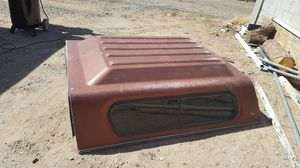 Camper shell for a small truck for Sale in Chandler, AZ