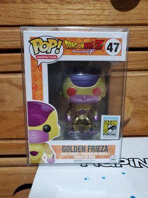 Funko POP! Dragonball Z Golden Frieza SDCC 15 for Sale in Long Beach, CA