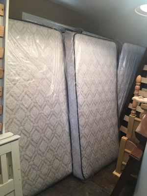 Colchon twin new no box springs for Sale in Goodyear, AZ