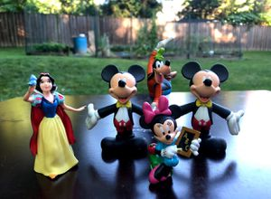 Vintage '90s Lot of Disney Figurines for Sale in Silver Spring, MD
